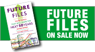 Future Files - A History of the Next 50 Years: on sale now